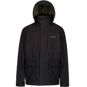 Regatta Northton II 3In1 Jacket Men Black (Black)